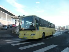Free Heuliez GX327 N°1003 CG16 &x28;Citram-Charente&x29; - Angoulême &x28;16&x29; Stock Photo - 82894040