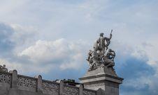 Free Rome Sculptures, Italy Stock Photos - 82894083