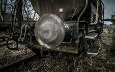 Free Railroad Tank Car Royalty Free Stock Photos - 82894318