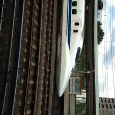 Free BulletTrain2 Stock Photo - 82895240