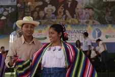 Free Festival Para El Buen Vivir Y Gobernando Con La Gente-El Paisnal. Stock Image - 82897081