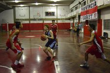 Free Men Playing Basketball Stock Photos - 82898683