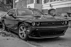 Free Dodge Challenger Royalty Free Stock Photo - 82898705
