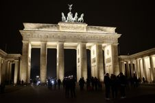 Free Brandenburger Tor Stock Photo - 82899750
