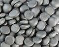 Free Black Stones Royalty Free Stock Photo - 8290575
