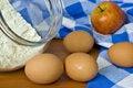 Free Ingredients For Preparation Baking Royalty Free Stock Photos - 8292118