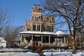 Free Victorian House Royalty Free Stock Photo - 8293055