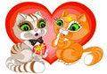 Free Two Kittens Stock Photo - 8296390