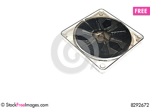 Free Old Fashioned Film Reel Stock Photography - 8292672