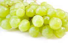 Free Wet White Grapes Royalty Free Stock Photos - 8290418