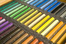 Free Pastels Stock Image - 8290651