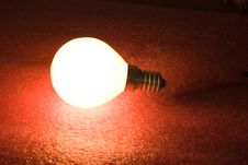 Free Incandescent Light Bulb Royalty Free Stock Photos - 8290698