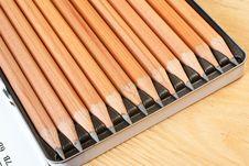 Free Pencils Stock Photo - 8290910