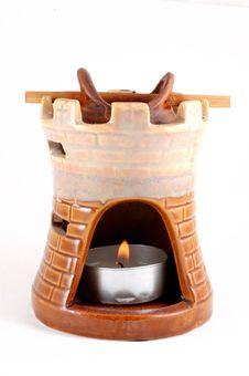 Free Aromatic Lamp Royalty Free Stock Photos - 8291008
