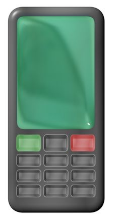 Free Cellphone Stock Photo - 8291330