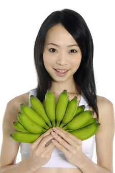 Free Asian Beauty Stock Image - 8291661
