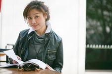 Free Young Asian Women Stock Photo - 8291730