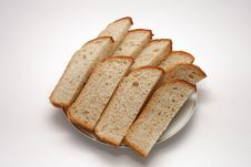 Free Bread. Royalty Free Stock Photography - 8291787