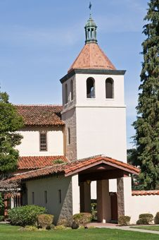 Free Mission Santa Clara Stock Images - 8291834