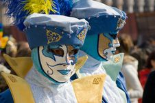 Free Venice Carnival Stock Photos - 8291933