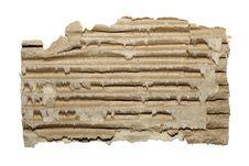 Free Striped Cardboard. Stock Image - 8292171