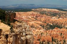 Free Bryce Canyon Overlook Royalty Free Stock Image - 8292646