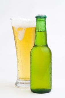 Free Fresh Cold And Tasty Beer Royalty Free Stock Image - 8292696