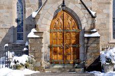 Free Church Steeple Stock Photos - 8293043