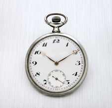 Free Antique Pocket Watch Stock Images - 8293224