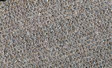 Shining Surface Of Aluminum Sheet. Stock Images