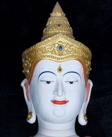 Thailand Wat Chedi Luang Royalty Free Stock Image