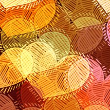 Free Warm Hearts Pattern Stock Photography - 8295572