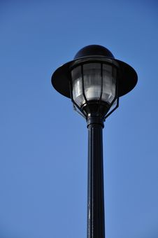 Free Street Lamp Stock Image - 8295781