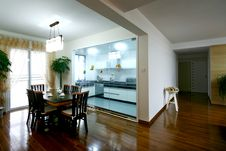 Free New Home In Beijing Stock Photos - 8295833