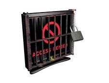 Free Locked TFT Stock Photography - 8295992