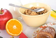 Free Healthy Breakfast Stock Images - 8296394