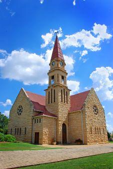 Free Beautiful Small Church. Royalty Free Stock Image - 8296846