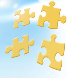 Free Puzzle Stock Photography - 8296952