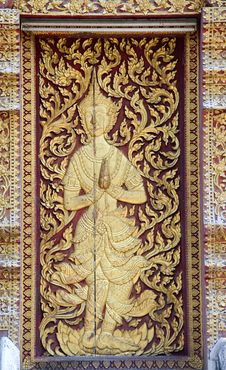 Free Thailand Wat Jed Yod In Chiang Mai Royalty Free Stock Image - 8297056