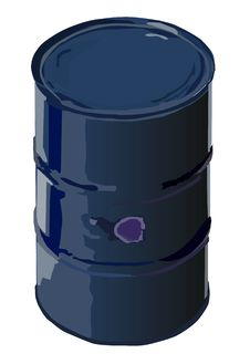 Free Barrel Royalty Free Stock Photo - 8297205