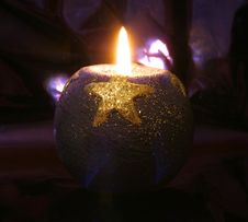 Free Candle Stock Image - 8297821