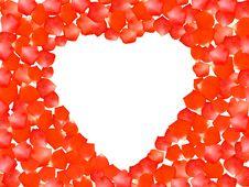 Rose-petals Royalty Free Stock Photos