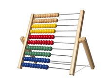 Free Abacus Royalty Free Stock Photos - 8299238