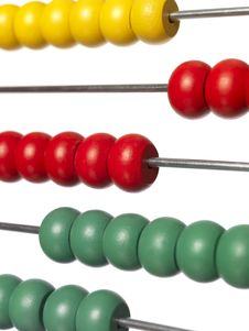 Free Abacus Royalty Free Stock Photo - 8299265
