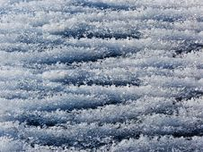 Free Abstract Background From Snow Royalty Free Stock Photo - 8299355