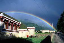 Free Rainbow Stock Image - 8299921