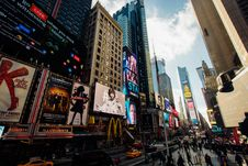 Free Times Square, New York Stock Photos - 82911863