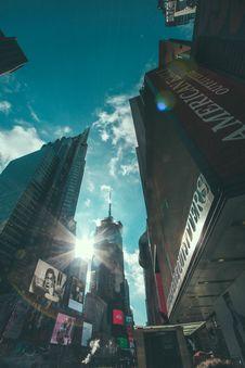 Free Manhattan, New York Royalty Free Stock Image - 82911886