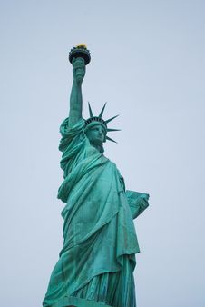 Free Statue Of Liberty Stock Photography - 82911952