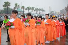 Free Religious Procession Stock Photography - 82912772